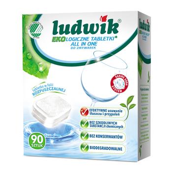 ludwik ekologiczne do zmywarki mamachemik.pl