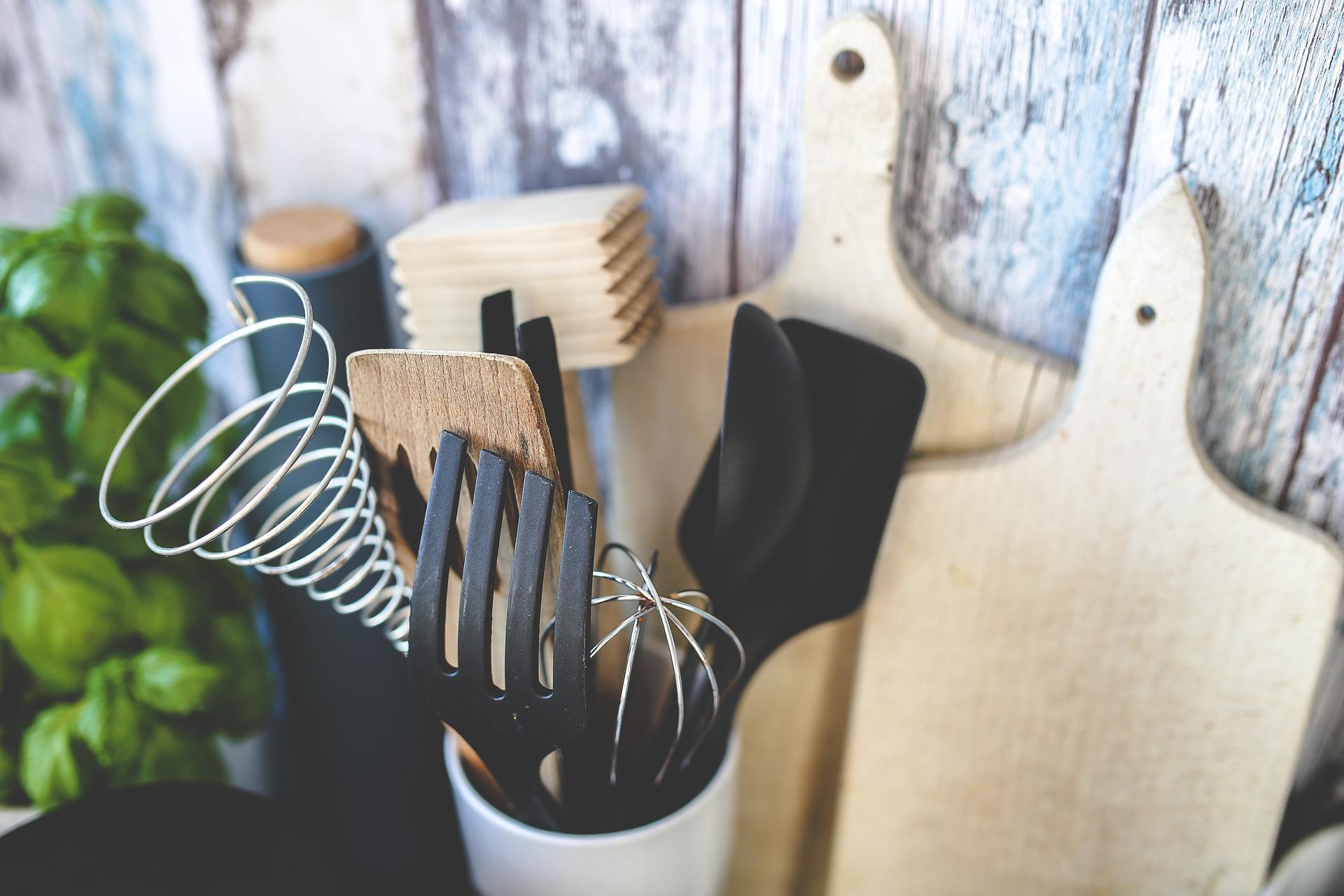 O szkodliwej dla zdrowia chochli i innych akcesoriach kuchennych