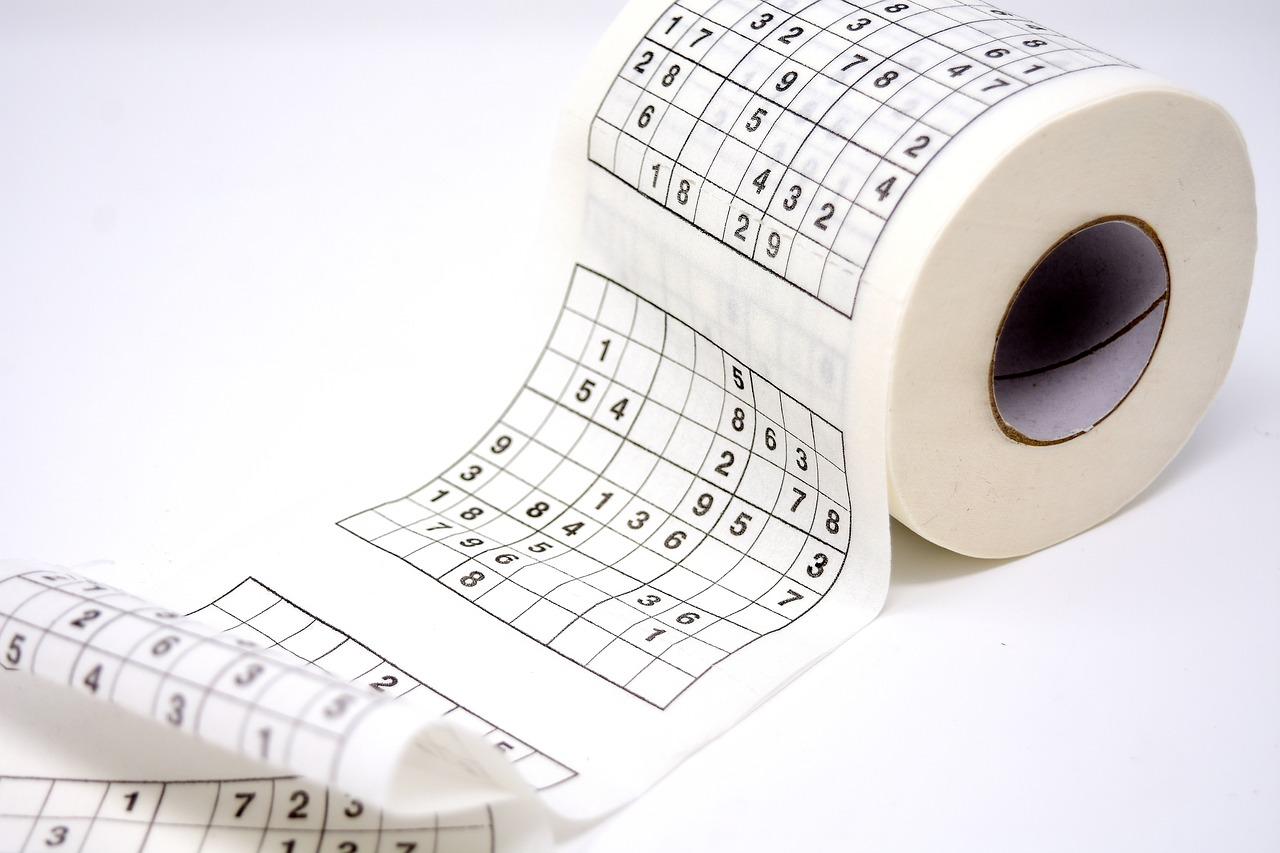 Czy papier toaletowy może nam zaszkodzić?