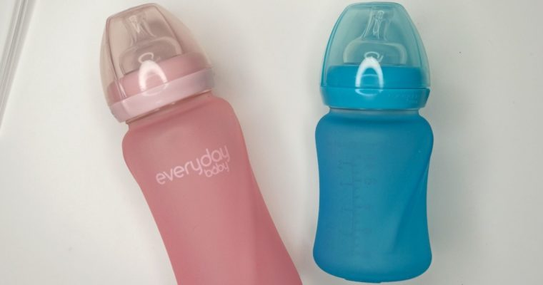 Szklana butelka Everyday Baby – RECENZJA